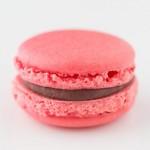 Macaronmanufaktur Sorte Schoko-Erdbeere
